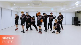 CRAVITY (크래비티) - 'My Turn' Dance Practice (BASKETBALL ver.)