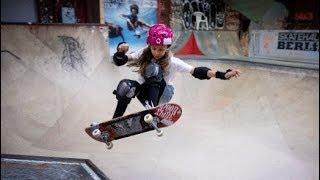 Skaterin Lilly Stoephasius: Mit dem Skateboard nach Tokio