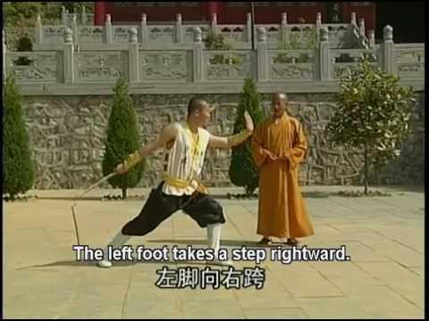 Shi de Yang - 44 - Shaolin Shaozi Cudgel