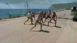 Karnaval Hot Dance 2015. Reggaeton. Ksenia *Motion* Chkalova