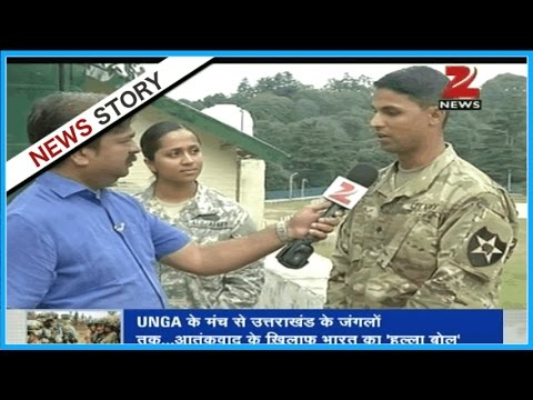 DNA: US army's joint exercise with Indian Army and their consolation on Uri attack