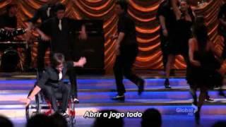 Glee - Light Up The World(legendado)
