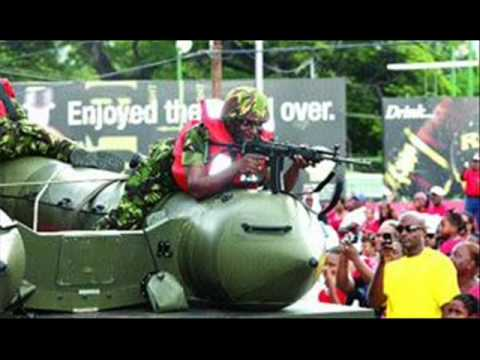 trinidad military