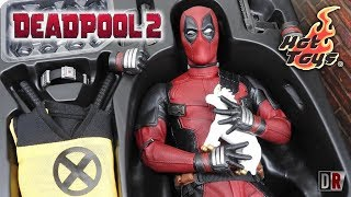 Hot Toys DEADPOOL 2 Review BR / DiegoHDM