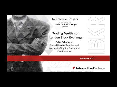 Trading Equities At The London Stock Exchange