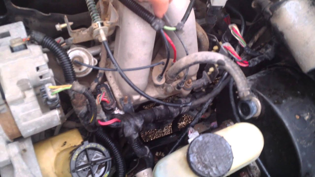 1991 ranger 2 3 engine r r part 2 youtube rh youtube com Ford Ranger 3.0 Engine Diagram Ford Ranger 2.3 Engine Diagram