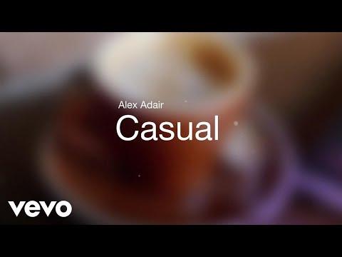 Alex Adair - Casual (Lyric Video)