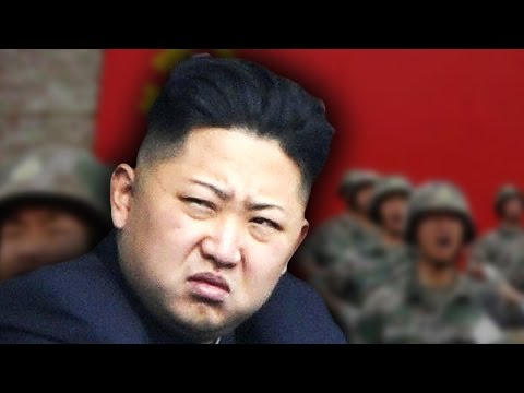 Why Kim Jong Un Can't Sleep At Night...