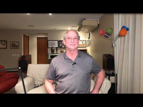 Live com Ciro Gomes - Vamos falar sobre o Brasil