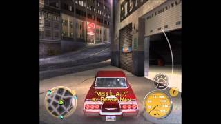 Beenie Man - Miss L.A.P. (Midnight Club 3 - DUB Edition Remix Edition)