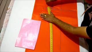 Palazzo pants cutting and stitching Simple & Easy in Hindi