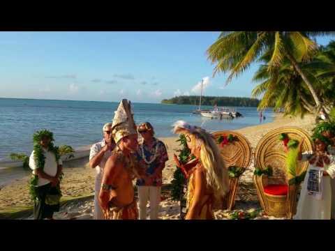 PATRICK & HANALEI TRADITIONAL POLYNESIAN WEDDING