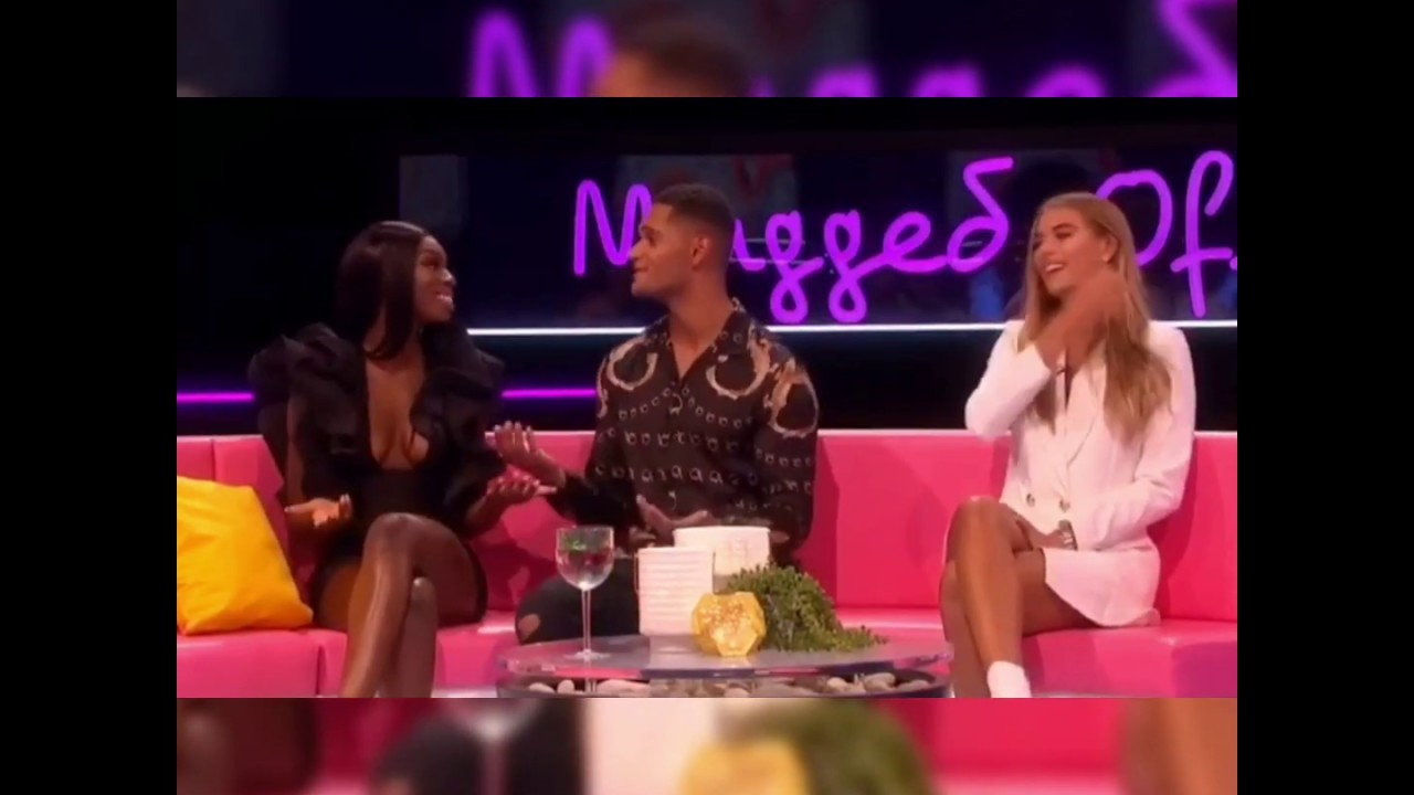 Danny Get's Awkward With Yewande And Arabella (Love Island