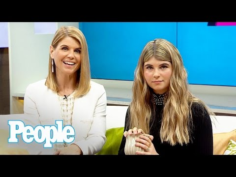 Lori Loughlin Daughter Says Mom Is Embarrassing To Be Out In Public With  People NOW  People