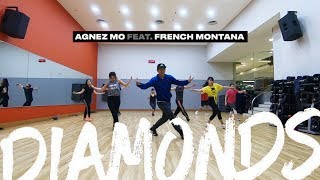 Agnes Mo - Diamonds ft French Montana / Dance Choreography by Franky Dancefirst