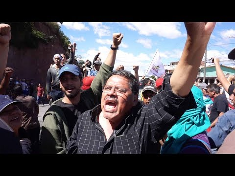 Download Youtube: 16 dead in protests in support of Nasralla at Honduras