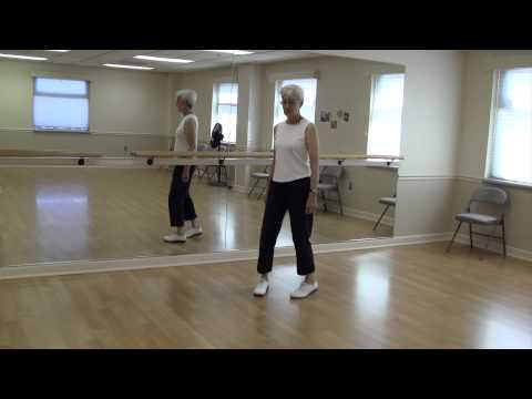 Alley Cat Line Dance Teach and Demo