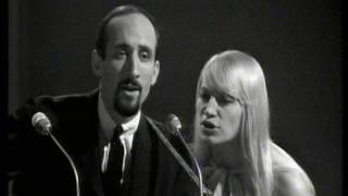 Peter Paul & Mary - Early Morning Rain (1966)