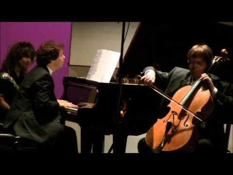 Franz Liszt, Die Zelle in Nonnenwerth, Guido Schiefen (cello), Eric Le Van (piano)