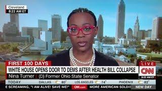 CNN: Nina talks Healthcare and more!