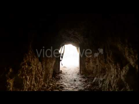 Abandon Gold Silver Mine Daytime 8 - Stock Footage | VideoHive 10974563