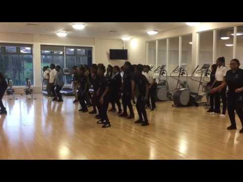 GirlsGetFit Outreach Programme at Sydenham School