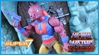 Masters of the Universe Classics Maitres de l/'univers Super 7 Nouveau FILMATION TUNG LASHOR Figure