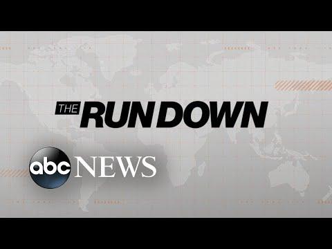 The Rundown: Top headlines today: Oct. 21, 2021
