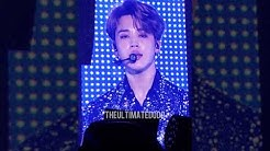 180916 Serendipity Jimin @ BTS 방탄소년단 Love Yourself Tour in Fort Worth Fancam 직캠