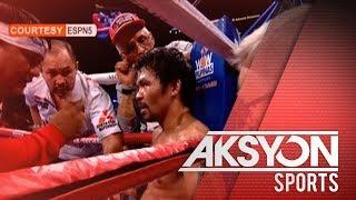Manny Pacquiao, hindi natanggalan ng kaliwang retina