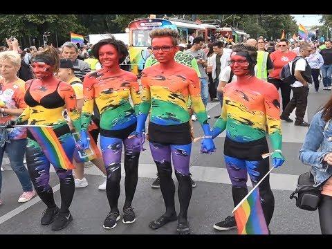 Regenbogenparade Wien 2017 | Vienna Pride 2017 #1