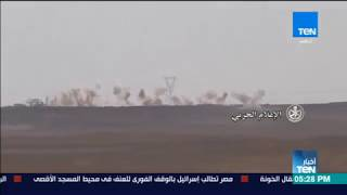 الأوضاع في #سوريا : #دمشق تعلن وقف القتال فى الغوطة الشرقية