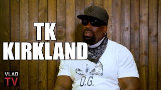 TK Kirkland on R Kelly Getting Beat Up & Stabbed with a Pen in Prison (Part 6)