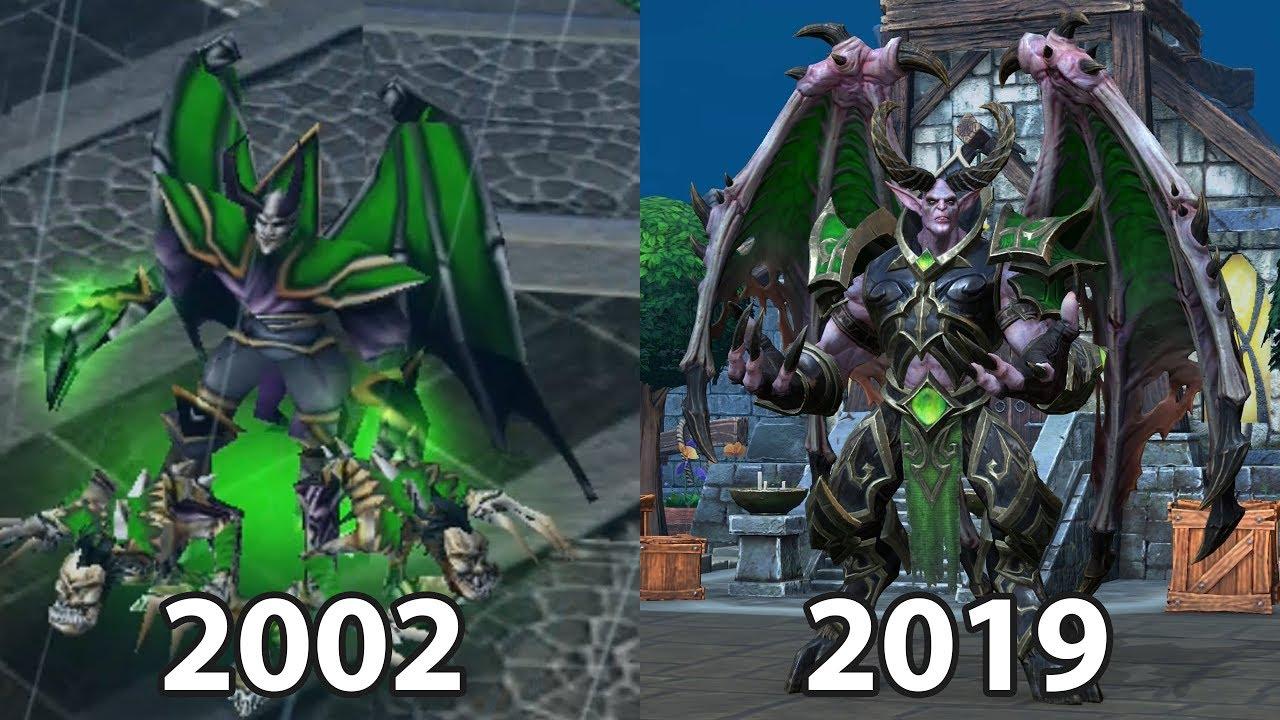 Spesifikasi Game Warcraft 3: Reforged Untuk PC 13
