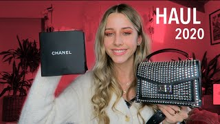 HAUL 2020 : The Kooples, Zara, Chanel, House of CB... screenshot 4