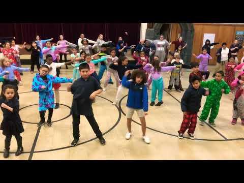 Rockwood Preparatory Academy dance challenge