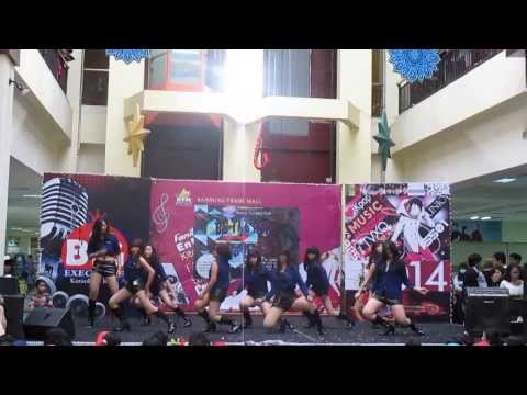 Girls Evolution @ BTM (Bandung trade mall) | Girls Generation CoverDance