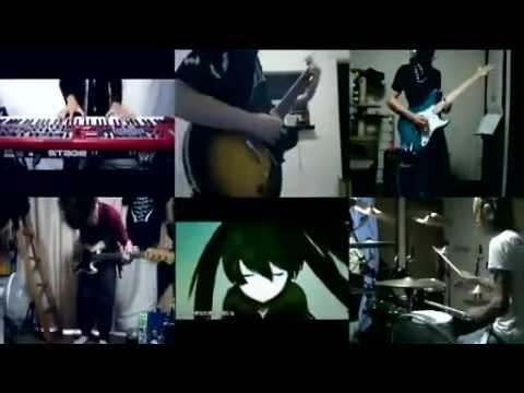 【コゲ犬】ブラック★ロックシューター -Band Edition- 歌ってみた【ASK】