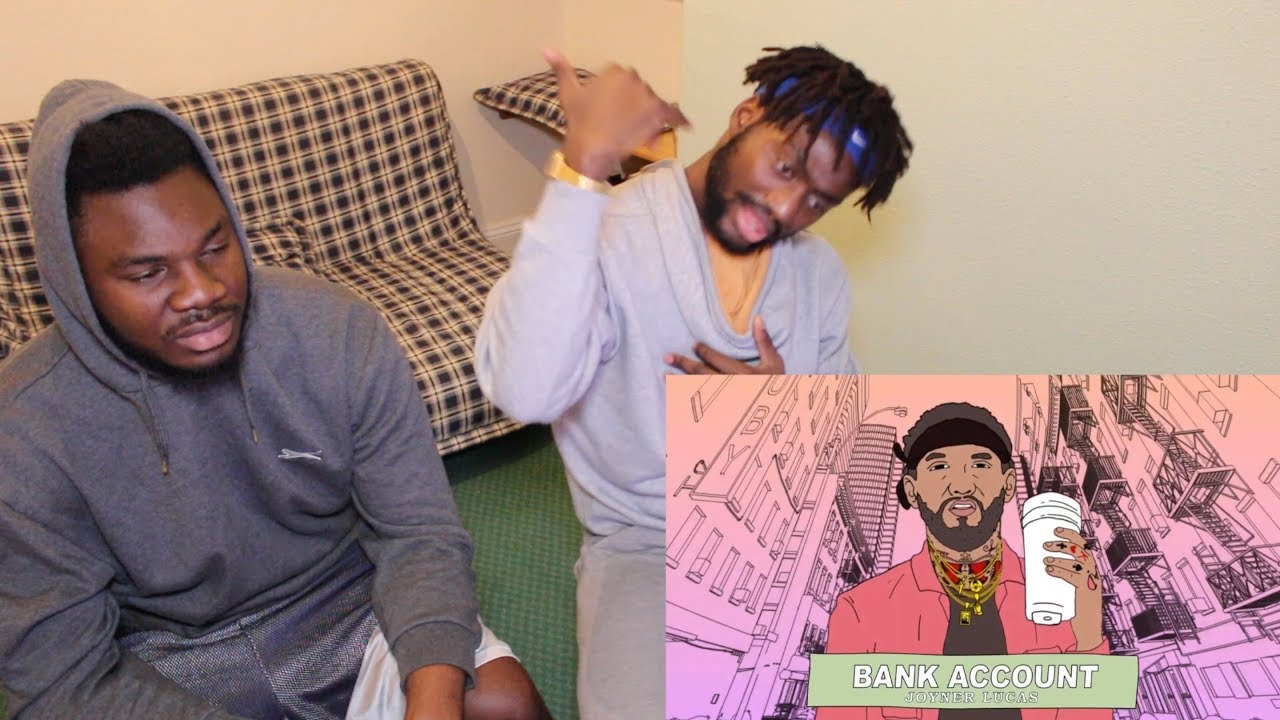 Joyner Lucas Bank Account Remix Old New Rappers Diss Reaction Youtube