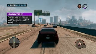 Saints Row: The Third PC Gameplay HD