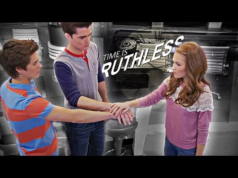 time is ruthless | lab rats | adam/bree/chase