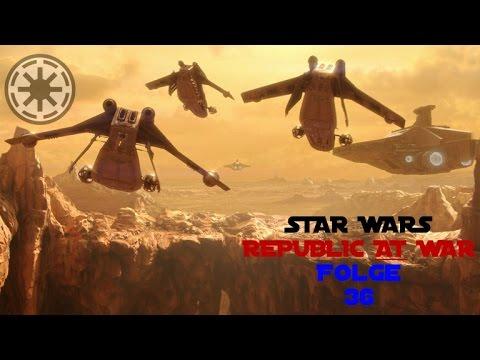 Let´s Play Star Wars Republic At War [Republik] Folge 36 Die Große Flotte der Republik im Einsatz