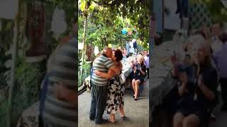 50 лет вместе 😍 золотая свадьба)  в скромном семейном кругу)