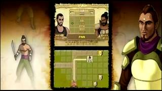 Battles of Prince of Persia Nintendo DS Trailer
