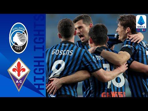 Atalanta 3-0 Fiorentina | La Dea torna a vincere! | Serie A TIM
