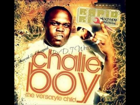 Bumpa Grill - Charlie Boy (Slowed & Chopped) By DJ Wrecc