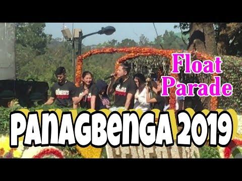 Panagbenga Float Parade andaming Artista!