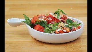 Karpuzlu Meyve Salatası - Semen Öner - Yemek Tarifleri