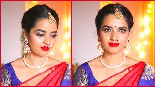 BRIDAL MAKEUP LOOK || M.A.C COSMETICS || #100dayswithsowbii DAY97