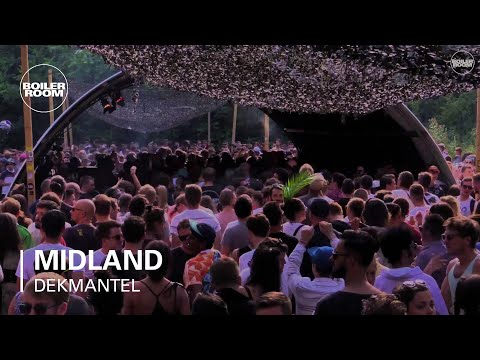 Midland Boiler Room x Dekmantel Festival DJ Set